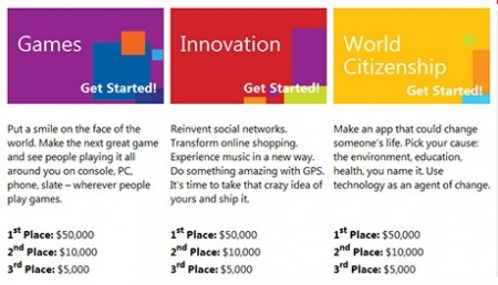 microsoft introduces imagine cup competition for young students