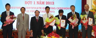 binh duong lures over 500 million of investment