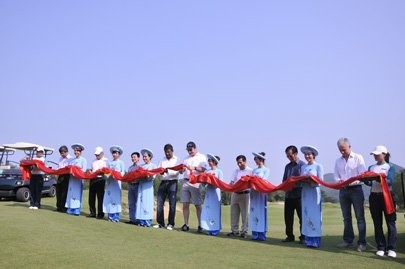 laguna lang co golf club officially opened