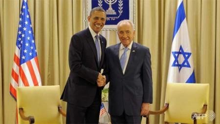 obama vows eternal defence of israel
