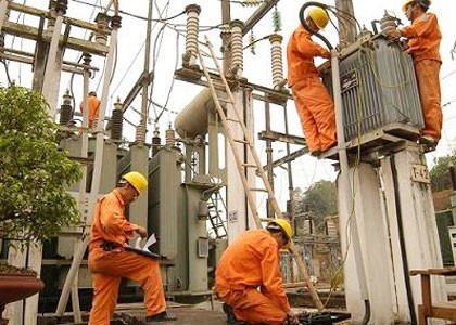 nervousness over power supply levels