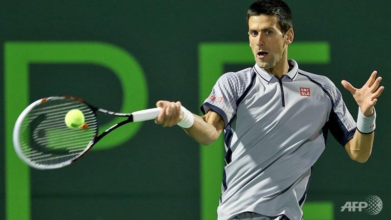 Haas Stuns Djokovic At Miami Masters Sports