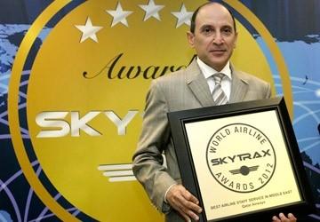 qatar airways spreads its wings