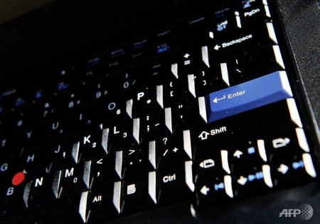 cyber attacks slowing internet