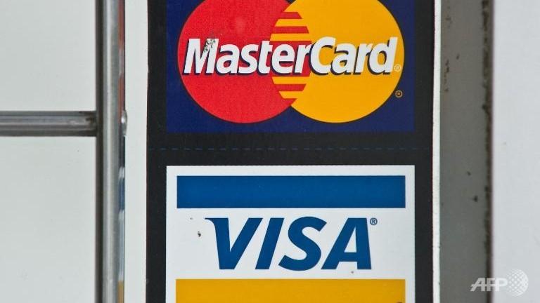 visa mastercard block transactions for sanctioned banks