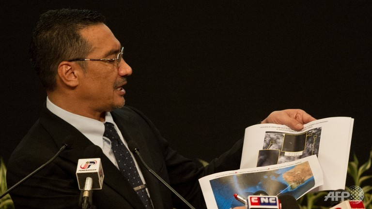 122 objects, possibly debris, identified in MH370 search