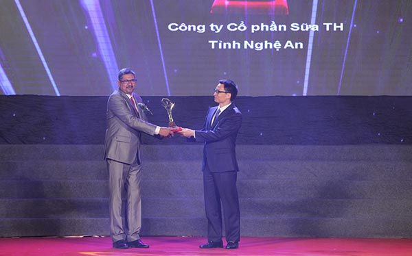 TH wins national quality golden award 2013