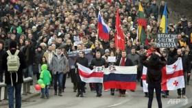 Tens of thousands march for slain Russian opposition leader Nemtsov