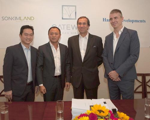 Hồng Kông đầu tư vào căn hộ cao cấp Tp HCM