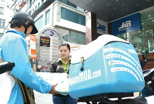 online shopping on the rise in viet nam