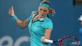 Kvitova withdraws from Indian Wells
