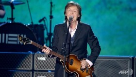 Paul McCartney returns to Liverpool on new Europe tour