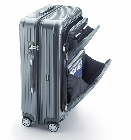 german luggage maker rimowa reports 2014 solid performance corporate news latest business. Black Bedroom Furniture Sets. Home Design Ideas