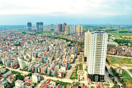 Khu đô thị ở VN đến số 1000 trong năm2020