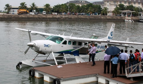 Ho Chi Minh City to launch aerial tour with seaplane: official