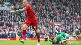 Liverpool's Skrtel to serve three-game ban