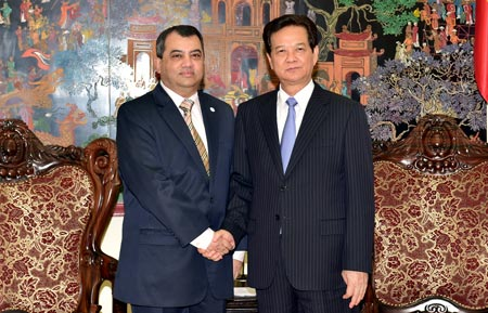 IPU President hails VN's preparations for IPU-132
