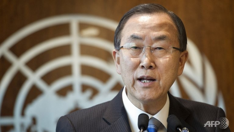 UN Secretary-General sends message to 132nd IPU Assembly
