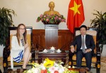 VN, Mexico promote bilateral cooperative relations