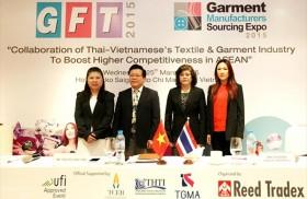 Fostering Thai-Vietnamese textile clothing cooperation