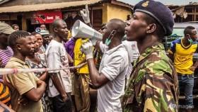 Sierra Leone ends anti-Ebola lockdown after three days