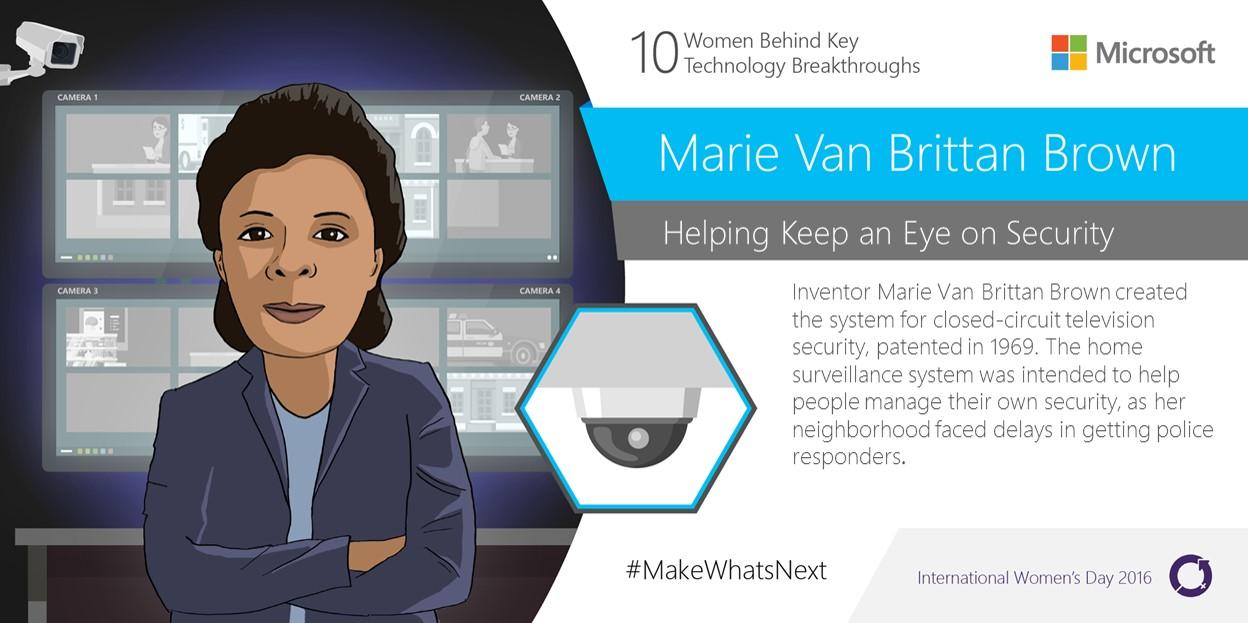 Leading Women Behind Key Technology Breakthroughs