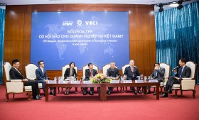 tpp to make positive impacts on vietnams stock market