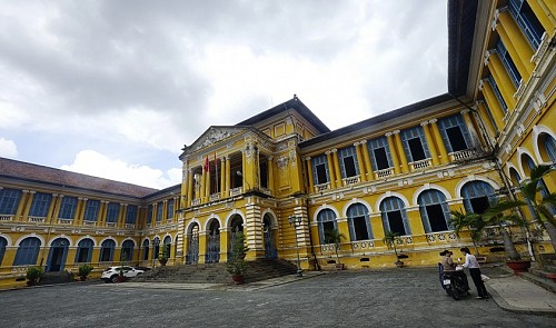 Ho Chi Minh City starts renovating 130-year-old courthouse