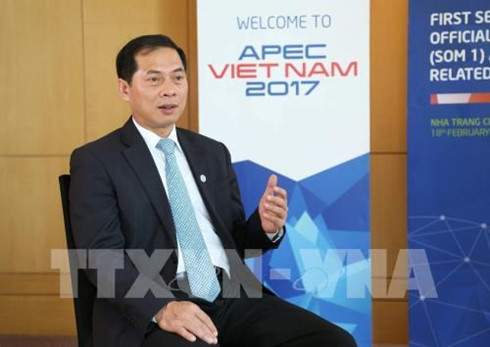 official: vietnam makes practical contributions to apec issues hinh 0