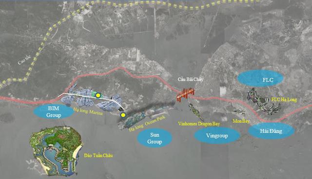 quang ninh becomes new center of resort real estate market