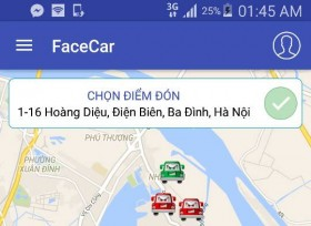 Overseas VN to invest $1b in car-hailing startup