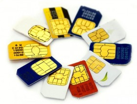 Network operators sell SIM cards online