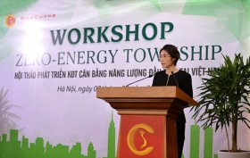 Zero-Energy to become new trend of township construction