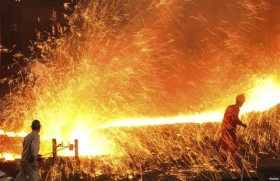 Two foreign firms interested in steel sector consultation