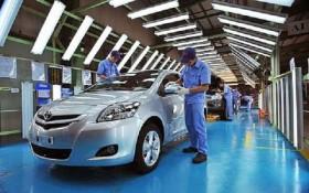 Car imports jump following tax adjustment
