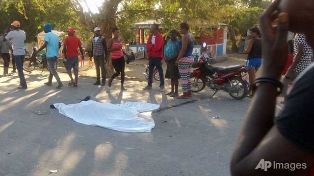 Bus in Haiti flees accident, kills 34 World news