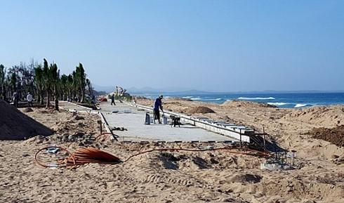 Vietnamese authorities building US$3mn beachside park in Phu Yen