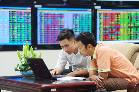 Shares fall on both exchanges
