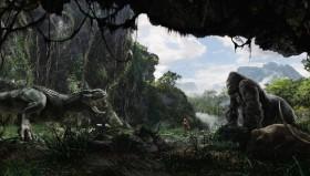 Kong: Skull Island model setup proposed near Hoan Kiem Lake