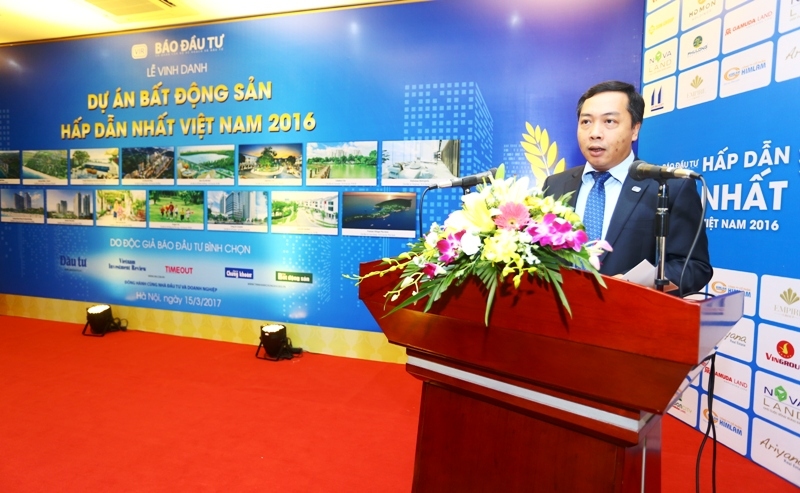 Vietnam's 15 best real estate projects honoured by Vietnam Investment Review readers