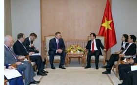 Viet Nam, Russia foster oil, gas co-operation