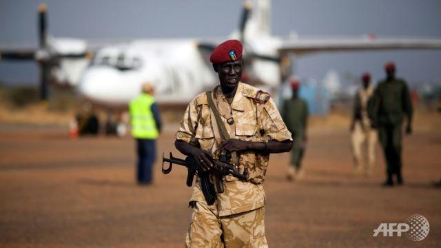 Plane crash-lands in South Sudan, at least 37 injured
