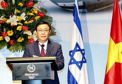 Israel wishes to be part of Viet Nam's rapid economic development: Israeli President