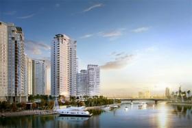 Bahamas Tower - wide open vistas, three breath-taking views
