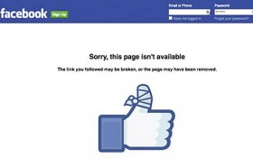 Facebook fan pages in Vietnam unexpectedly eliminated