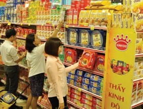 Vietnam confectionery booming