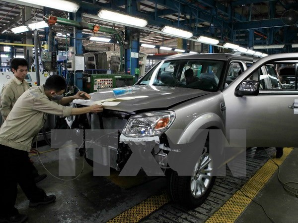 thaco raises investment in chu lai economic zone to 6 bln