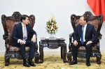PM meets Singapore's CEO of CapitaLand