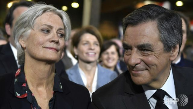 French candidate Fillon's wife charged in fake job scandal World news