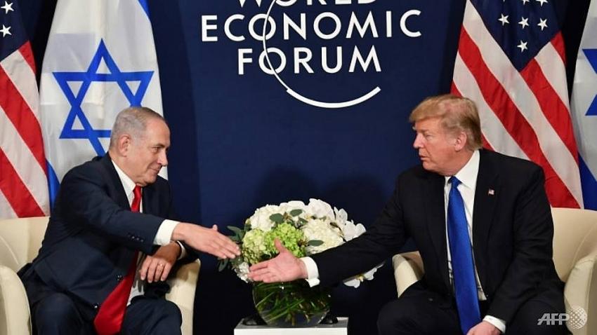 trailed by legal woes netanyahu to meet true friend trump